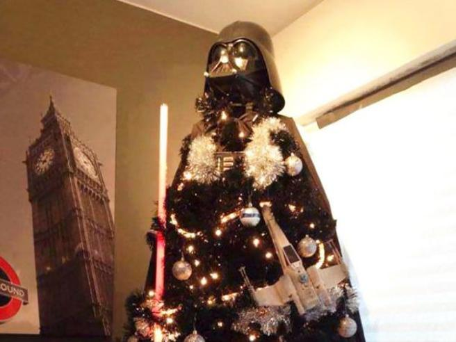 Gli alberi di Natale più strani