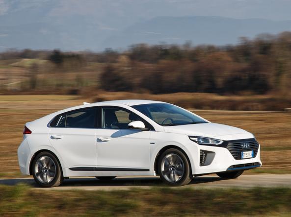 La Hyundai Ioniq