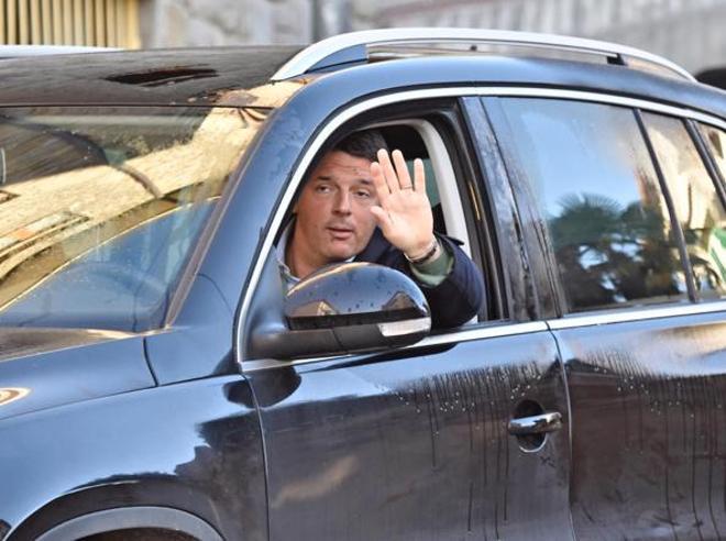 Renzi, mille giorni in 10  foto simboloIl post: «Torno  a casa»|Agnese first lady