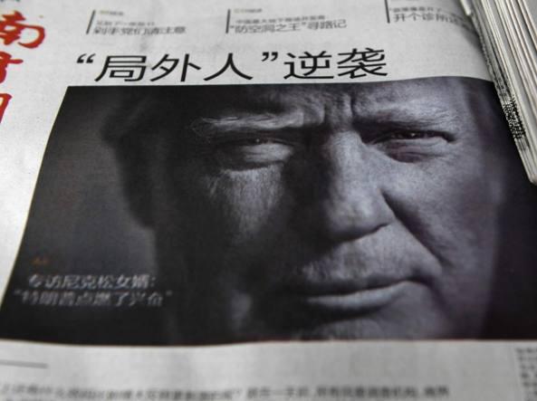 Trump paventa relazioni con Taiwan e fa infuriare sempre più la Cina