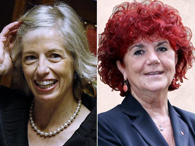 Renzi-Gentiloni, il confronto Volti nuovi e  conferme (tante) I ministeri e i nomi: votate