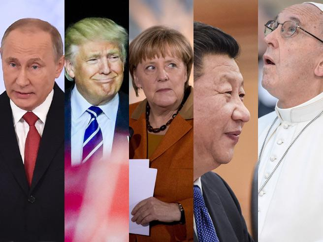 Putin il più potente al mondo, Trump  secondo, terza Merkel La classifica di Forbes