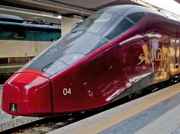Italo arriva sulla Milano-Venezia: 12 nuovi treni, 150 assunzioni