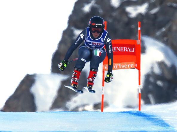 Sci Alpino, sono 5. Sofia Goggia a podio anche in Super Combinata