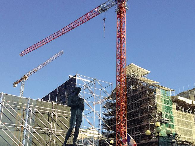 La ricostruzione in Abruzzo: a un ingegnere 428 incarichi da privati