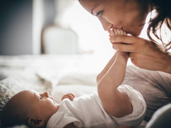 La gravidanza altera il cervello delle donne per circa due anni