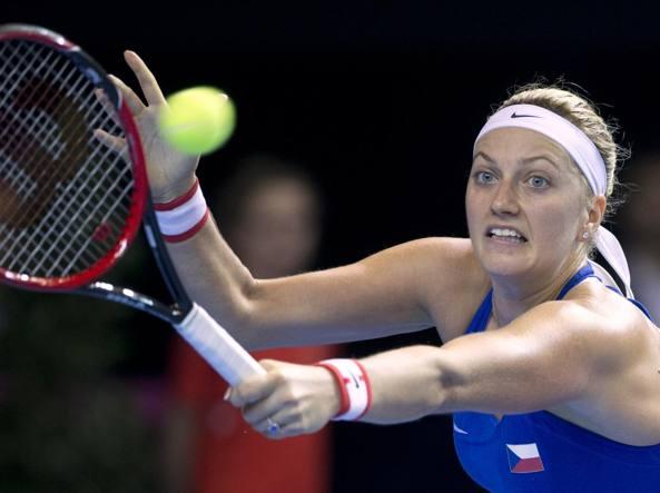 Kvitova aggredita: accoltellata a casa in un tentativo di rapina