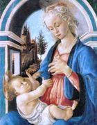 Madonna con Bambino di Sandro Botticelli