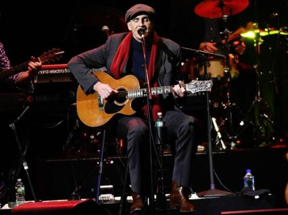 Esecuzioni Sommarie James Taylor Annulla Concerto A
