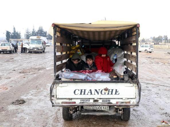 Siria: esercito di Assad annuncia