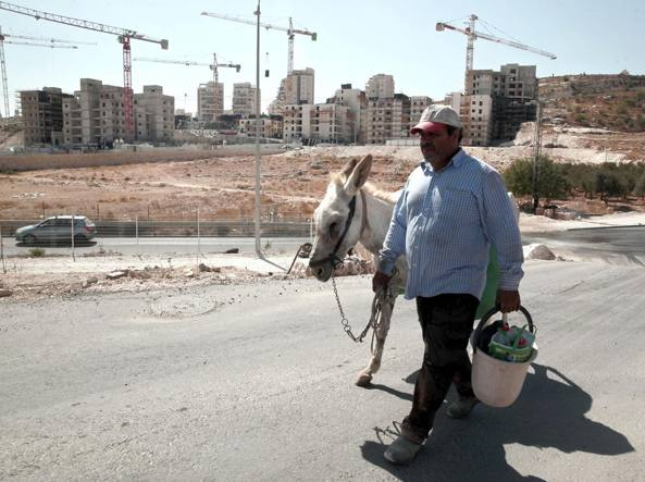 L onu approva risoluzione contro le colonie di israele in for Nuove planimetrie per la costruzione di case