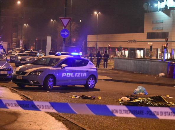 Ucciso a Milano il killer di Berlino