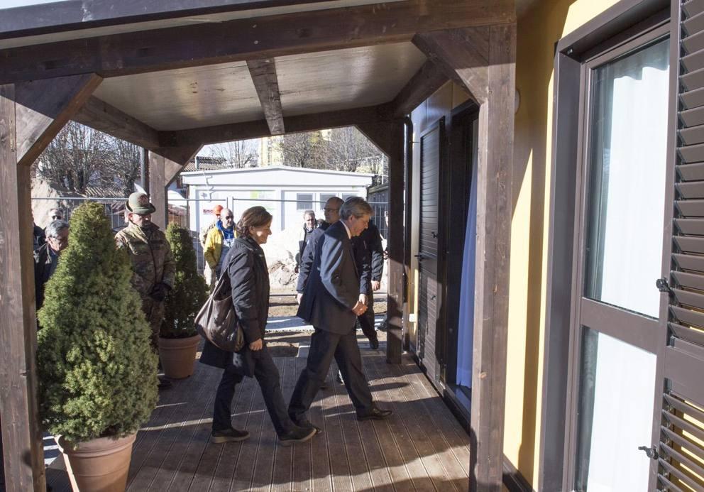 Prima uscita da first lady per emanuela mauro for Landini cucine ginevra