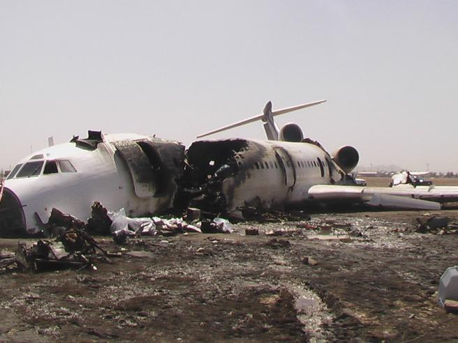 Oltre cento incidenti, 3.100 mortiStoria del Tupolev, la «bara volante»