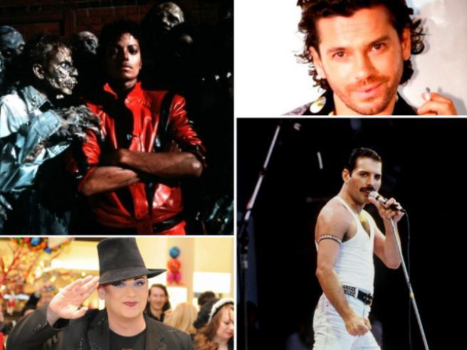 George, Freddie, Jacko...: fragili e insicuri. Che destino amaro per i nostri idoli anni 80
