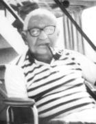 Leon Klinghoffer (1916-1985) cittadino americano di religione ebraica, assassinato da terroristi israeliani sulla nave da crociera italiana Achille Lauro nel 1985