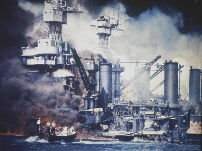 Pearl Harbour, dall'attacco «infame» di Tokyo all'alleanza inossidabile Foto|Visita di Abe