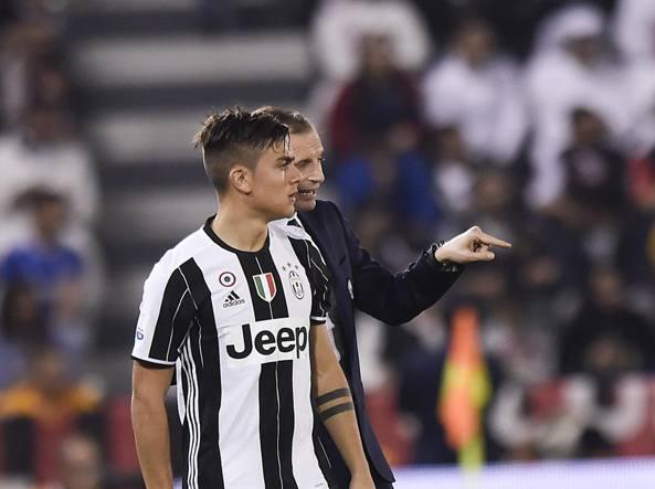 Juventus, Allegri pensa all'addio a giugno: in pole Paulo Sousa