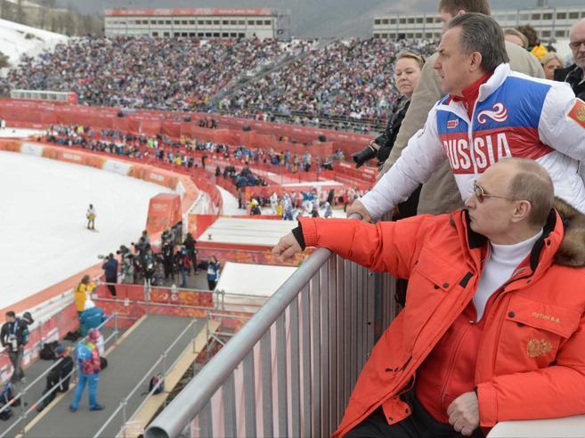 Doping, Mosca ammette per la prima volta: «Dopati centinaia di atleti per i Giochi Ma Cremlino non coinvolto»