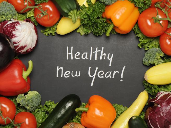 La medicina dei sani: cinque buoni propositi per un anno  in salute