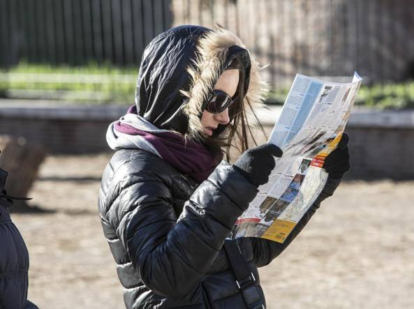 Allerta maltempo con vento forte, gelo e nevicate a Pescara e provincia