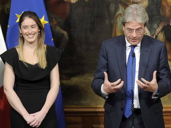 Governo Gentiloni, scelti i sottosegretari: verdiniani fuori. Tutti i nomi