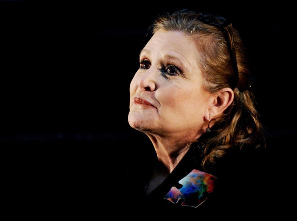Carrie Fisher (Epa)
