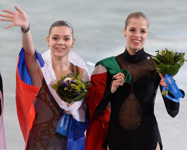 Doping russo, il   giallo di Adelina che sconfisse la Kostner