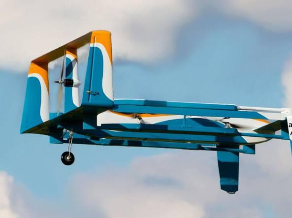 Amazon pensa ai depositi volanti