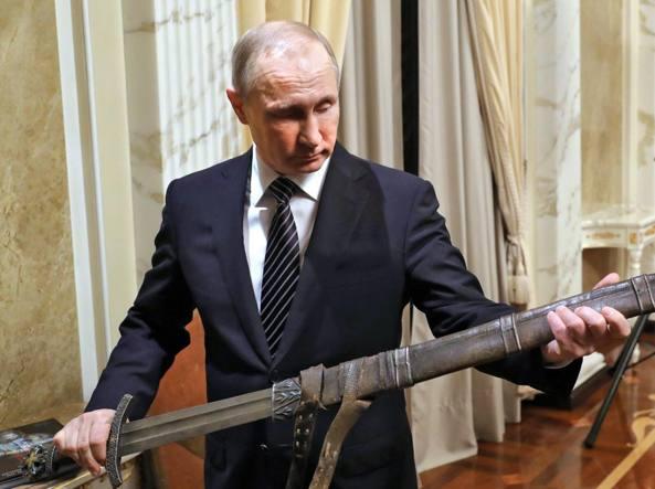 Putin: auguri a Obama nonostante la coda anti-russa del suo lavoro