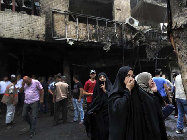 Iraq, due bombe a Bagdad. Almeno 18 morti e 43 feriti