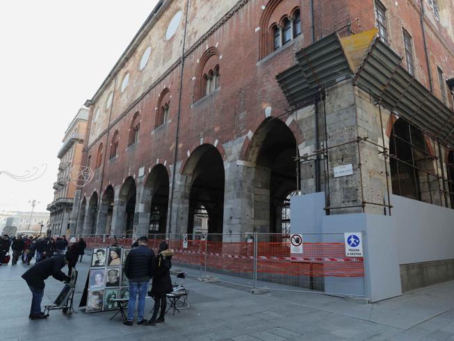 Milano, salvate il Broletto  Il piano per il palazzo medievale