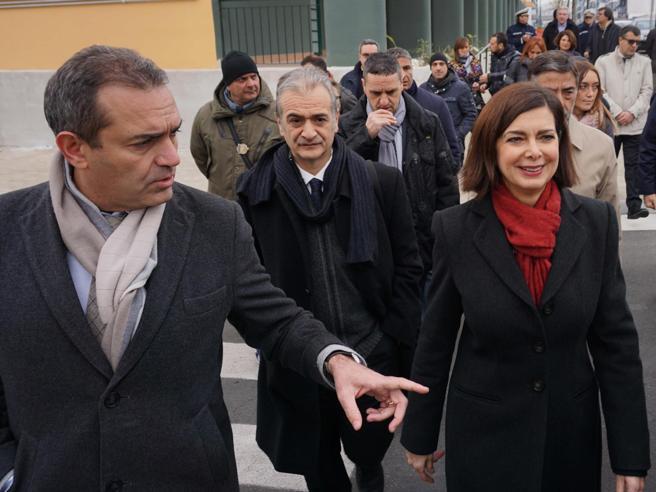 Boldrini: « 47 milioni di risparmi per  le zone dal sisma»