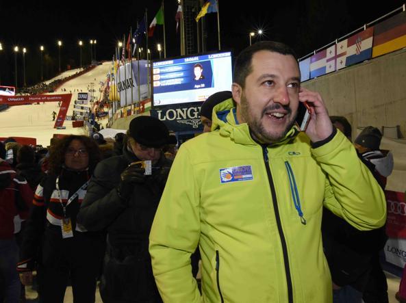 Matteo Salvini (Cavicchi)