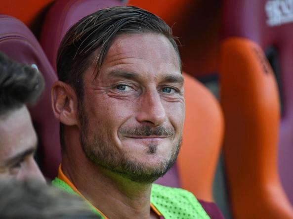 Francesco Totti (Lapresse)