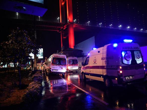 Carneficina in Turchia: attentato a Istanbul, 39 morti