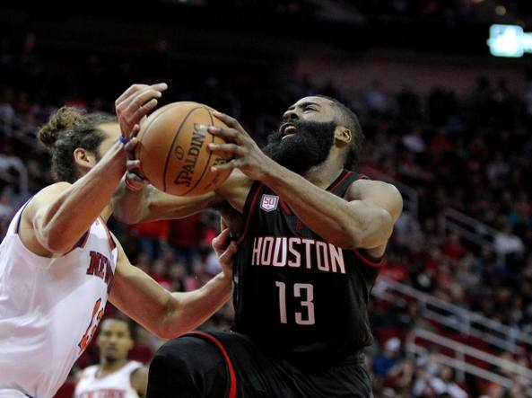 Nba: Harden trascina Houston, Westbrook travolge i Clippers