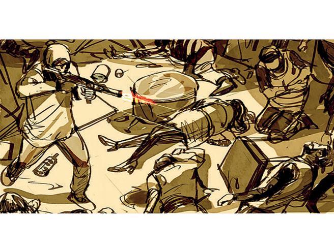 La ricostruzione dell'attacco a Istanbul: l'uomo col pon pon e la strage con il kalashnikov