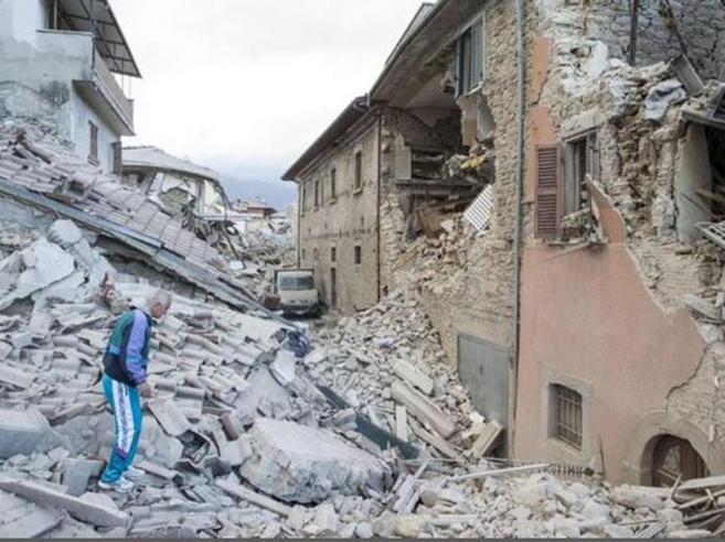 Terremoto, 8 scosse nel Centro ItaliaLa più forte è di magnitudo 4,1