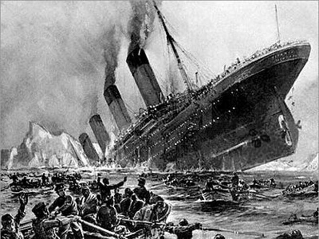 Un incendio affondò il Titanic Emergono nuove prove | Foto