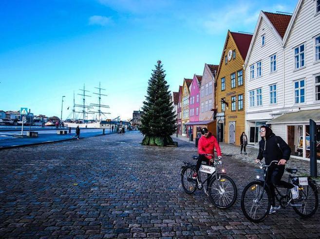 Norvegia, il record dei 18 gradi«Inverno più caldo dell'estate»E in Italia è in arrivo il maltempo