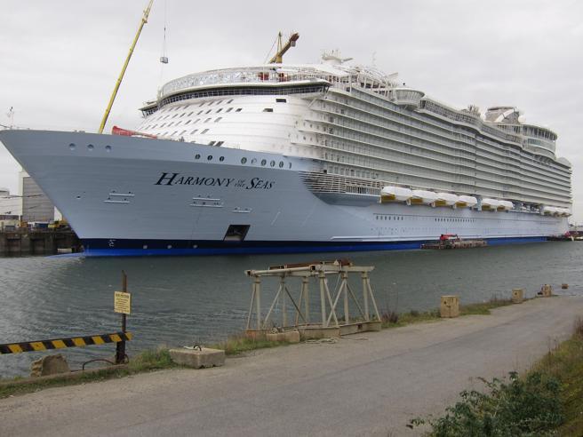 Fincantieri prende  Saint-Nazaire,il cantiere delle portaerei francesi