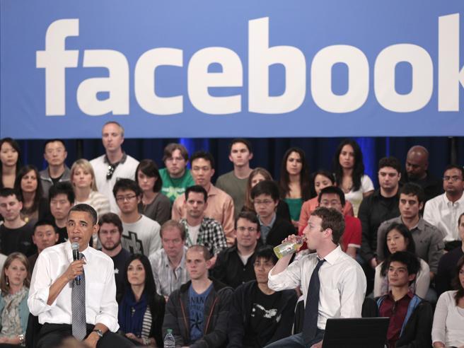 Zuckerberg, prove di discesa in campo:  «Nel 2017 in  tutti gli stati Usa»