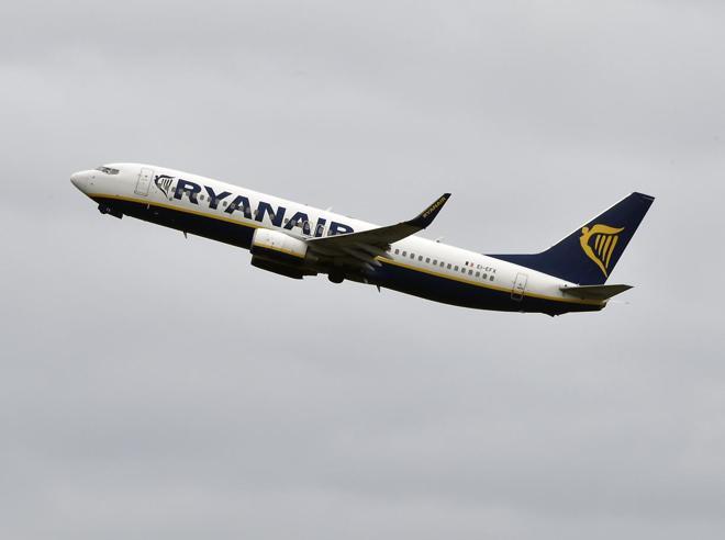 Ryanair, è record di passeggeri: quasi 117 milioni