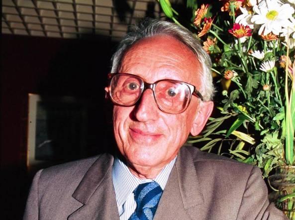 Leonardo Benevolo (Fotogramma)