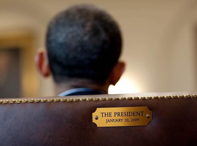 Il saluto di Obama: «Fiducioso, scriviamo insieme nuovo futuro»Otto anni da presidente: le foto