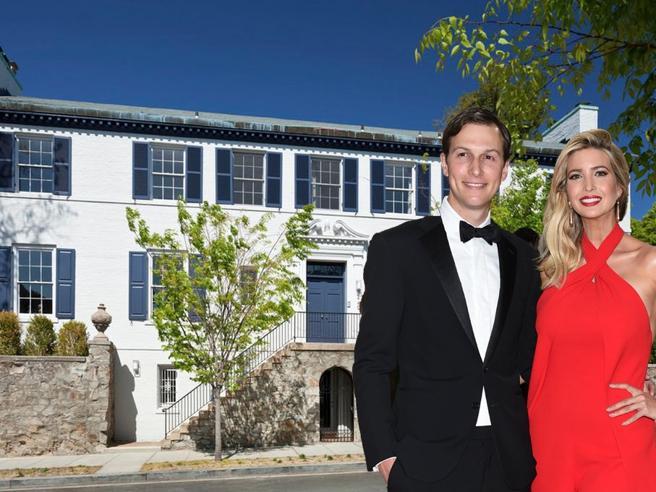 La nuova casa di Ivanka Trump: dimora di super lusso a Washington (vicino alla villa degli Obama)