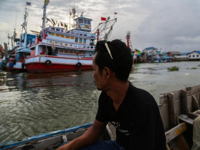 Tra i pescatori schiavi del mareLe immagini| Il video