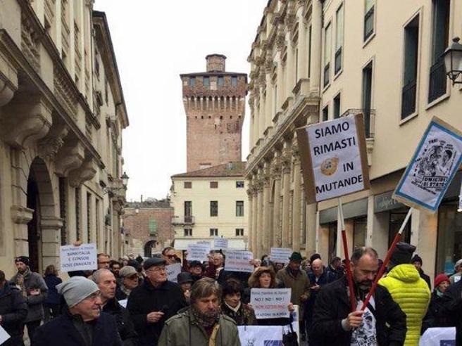 Mini-rimborsi per Veneto Banca e la Popolare di Vicenza