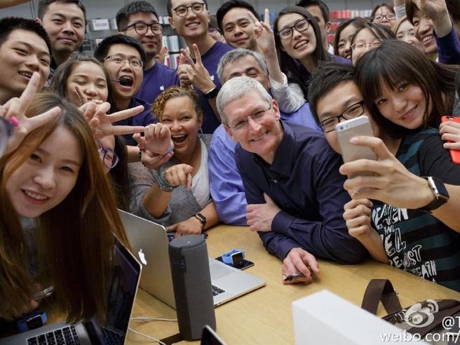 Apple accetta il diktat della Cina «Oscurata» l'app del «NY Times»